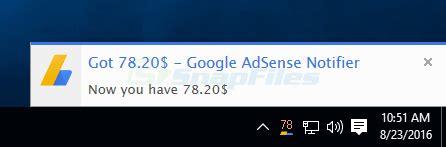 google adsense notifier auburn download auburn screenshot and download at snapfiles com