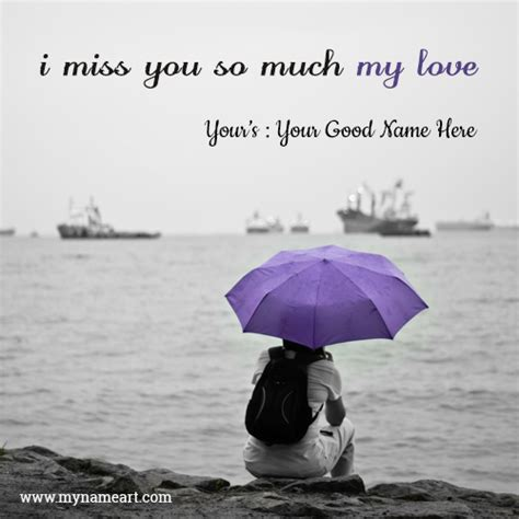 i my so much i miss you name pictures create