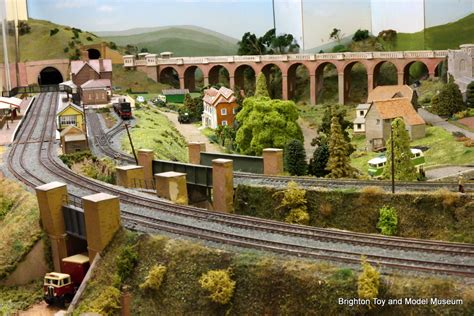 Model Railway Layouts category east sussex countryside model railway layout
