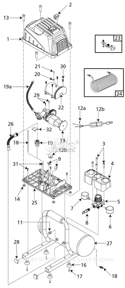 28 cbell hausfeld fp209002 parts diagram