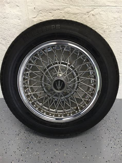 Maserati Wheels For Sale by Maserati Parts For Sale