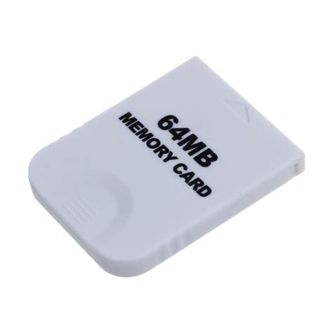 gc console 64mb 64 mb 4m memory card for nintendo wii gamecube