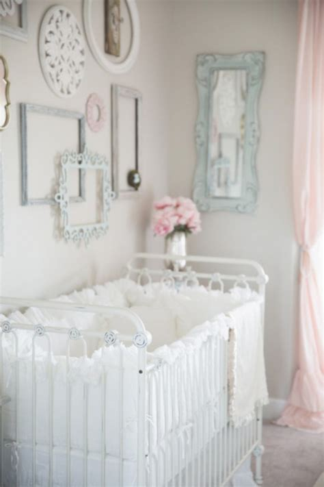 Sweet Baby Crib by Dainty And Sweet Baby Nursery Inspiration Kidsomania