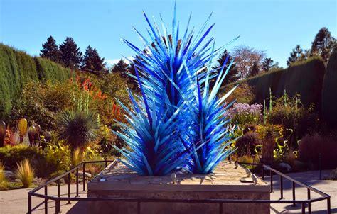 Botanical Gardens Glass Exhibit Mille Fiori Favoriti Chihuly Exhibit At The Denver Botanic Garden