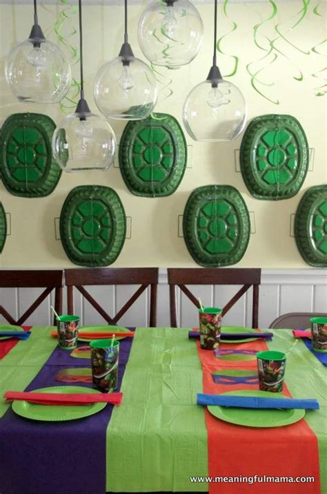 turtle decorations for home ninja turtles decoration ideas at best home design 2018 tips