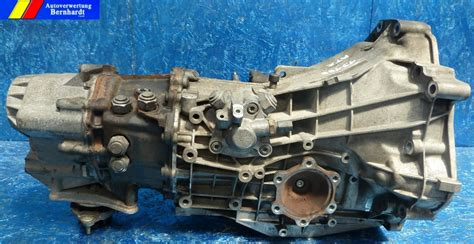 Audi A4 B6 Getriebe by Getriebe Schaltgetriebe Frg Audi A4 8e2 B6 2 5 Tdi