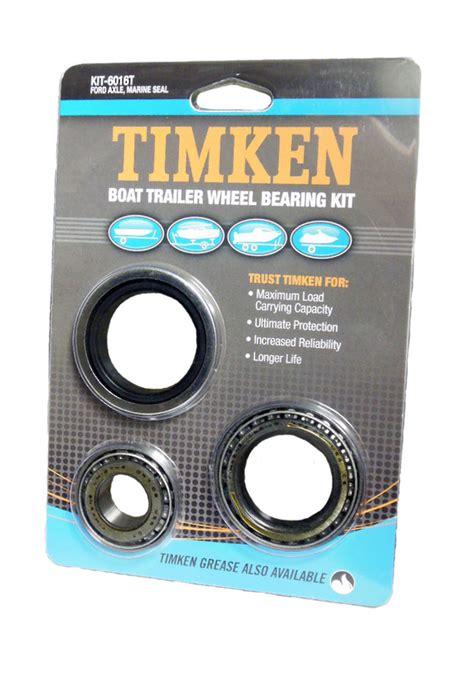 boat trailer wheel bearings and seals kit6016t boat trailer wheel bearing kit l68149 10 lm12749