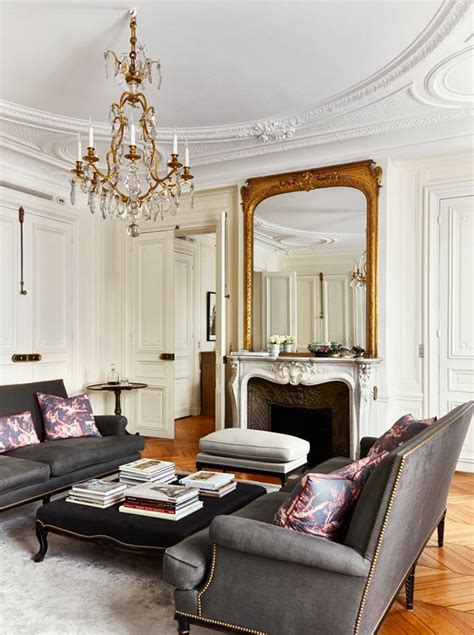 parisian chic home decor another gorgeous apartment in paris 79 ideas