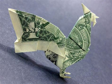 Origami Dollar Animals - dollar origami many beautiful designs to choose from