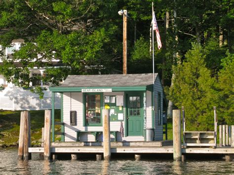 island post office where is yvette