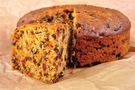 17 best ideas about christmas fruit cake recipe on