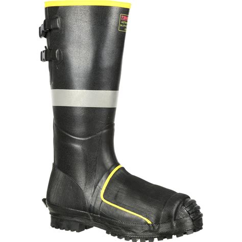 steel toe rubber work boots tingley rubber steel toe met guard puncture