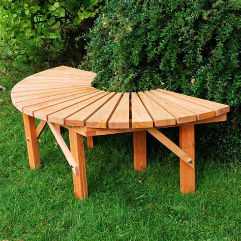 tree bench customer reviews for fsc semicircle tree bench