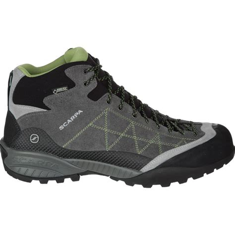 Scarpa Comfort Fit Shoes by Scarpa Zen Pro Mid Gtx Shoe S Backcountry