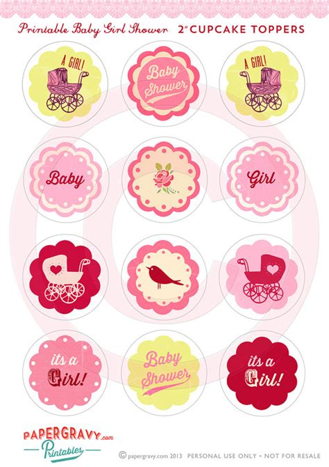templates for baby shower cupcakes 9 best images of printable baby shower cupcake toppers