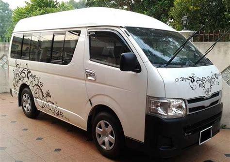 Toyota Hiace Price Malaysia Rent Sewa Toyota Hiace Era Commuter Wanted From