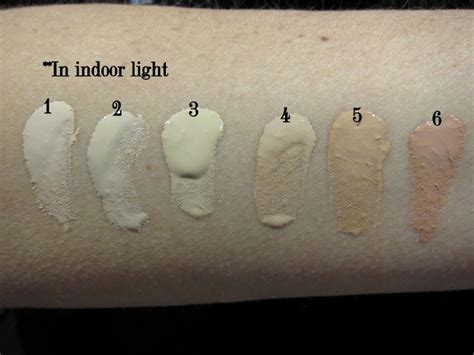 by terry foundation color swatches beauty professor april 2012