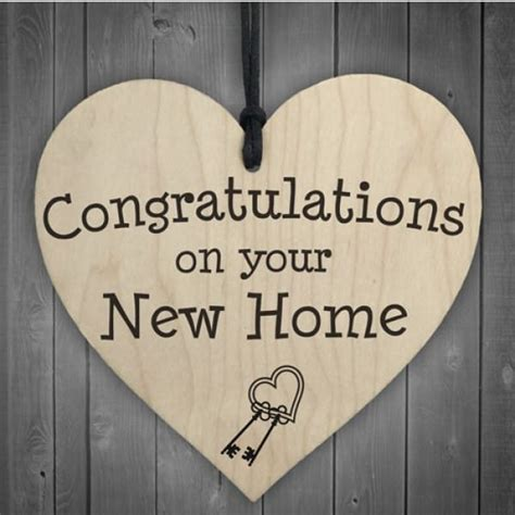 congratulations on your new home new home wishes