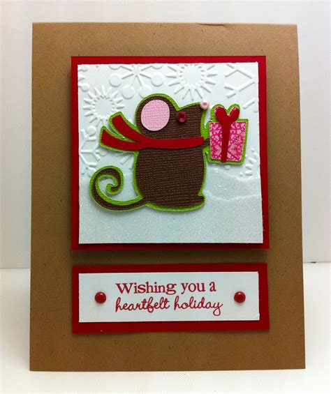 scrapbooking card obsessed with scrapbooking tis the season ornament