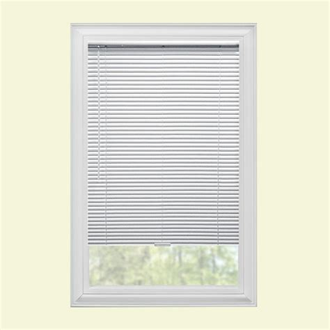 hton bay l shades vinyl mini blinds 28 images hton bay cut to width