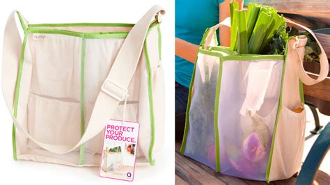 Market Bags By Hersh The Bag by The Future Of Grocery Bags Is Here And It Involves