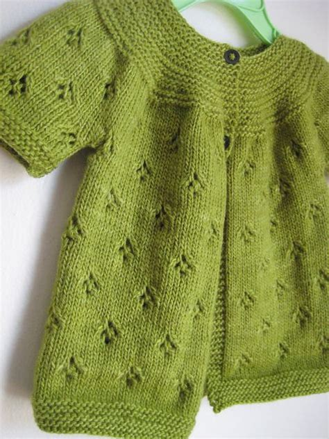 ravelry free baby knitting patterns sweet baby sweater pattern free on ravelry