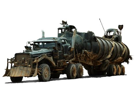 Auto Krieg by Fury Road Vehicles The War Rig