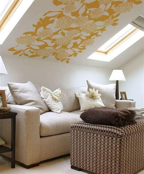 sloping walls comment choisir votre rev 234 tement plafond bricobistro
