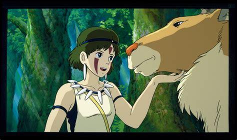 film della motonave ghibli di cervia principessa mononoke studio ghibli