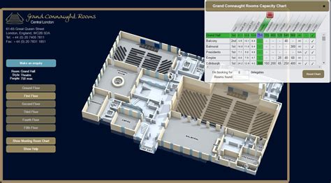 grand connaught rooms floor plan vfloorplan developed for iconic grand connaught rooms
