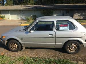 1978 For Sale 1978 Honda Civic For Sale Craigslist Used Cars For Sale