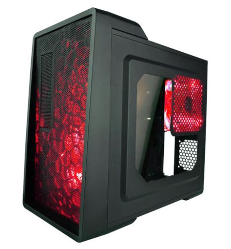 Sale Cube Gaming Oxir Psu 500w apevia x enerq rd 500 atx mid tower with window and