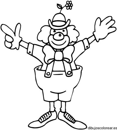dibujos de un payaso con figuras geometricas dibujos de payasos