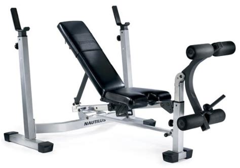 bowflex bench press nautilus olympic bench images