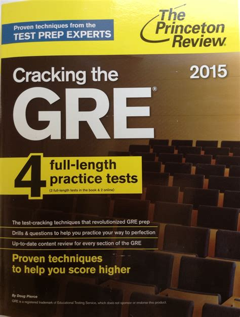 Is It Disadvantage To Submit Gre For Mba by Toefl Book Princeton Review Disadvantages Of Using