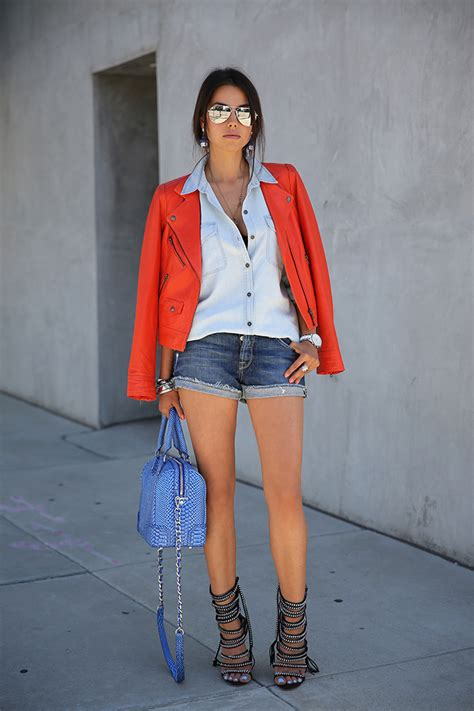 High Summer Schlepping by The Best Summer Denim Style Stylecaster