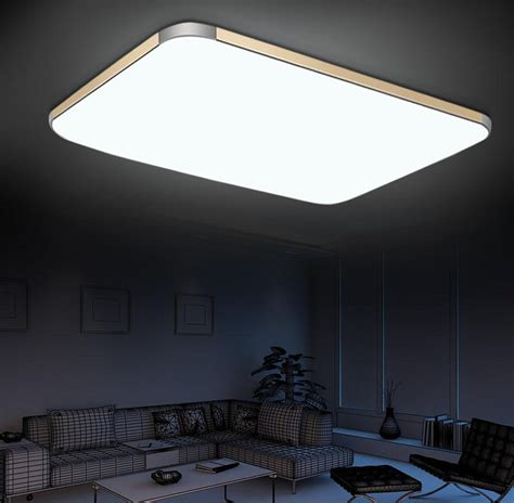 Dropship Ultra Thin 24w Acrylic Led Ceiling Light Reading Ceiling Reading Light