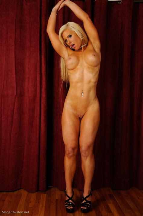 Megan Hot Fitness Model Big Daddy
