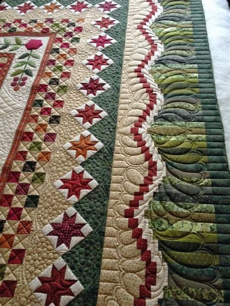 25 best ideas about quilt border on machine