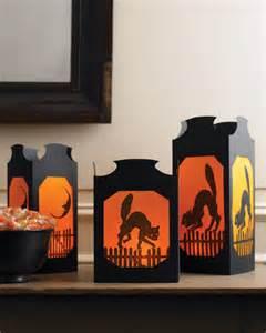 How To Make Paper Lanterns Martha Stewart - vellum table lanterns martha stewart