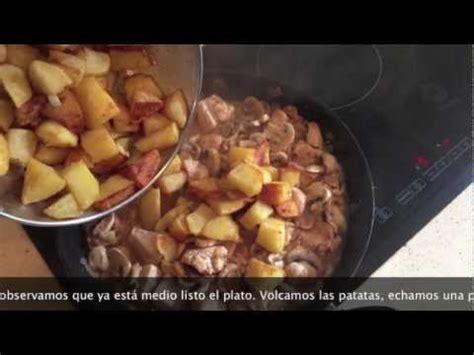 videos de cocina tradicional espa ola pollo al ajillo al estilo tradicional cocina espa 241 ola