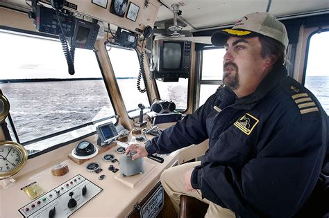 riding the ferry with the captain the shipping news - Ferry Boat Captain