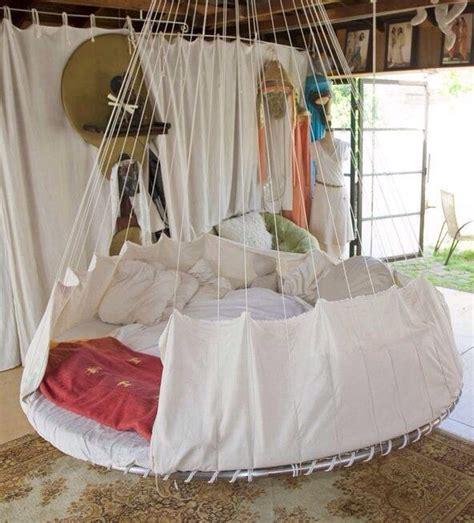 round hanging bed hanging troline bed ideas trusper