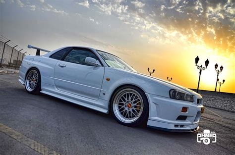 nissan skyline r34 modified car pics and vids nissan skyline r34 gt r collection 16