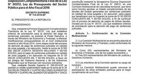 decreto supremo n 220 2015 ef que modifica el reglamento fentase callao gobierno emite decreto supremo n 176 114