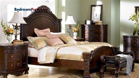 ashley bedrooms ashley north shore panel bed bedroom set sale youtube