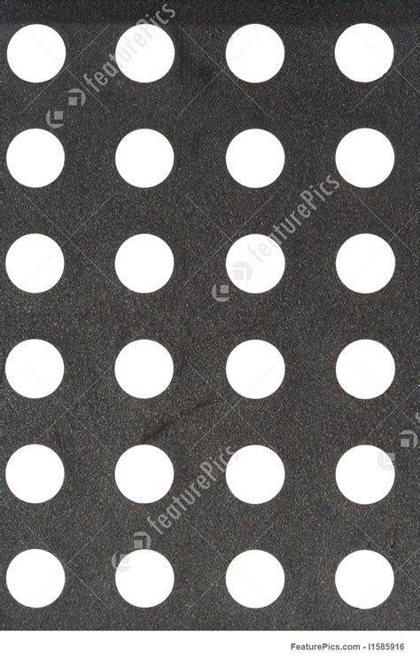 black hole pattern hole pattern