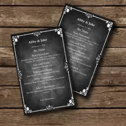 Chalkboard Menu Template by Editable Menu Template Chalkboard Style Word Document