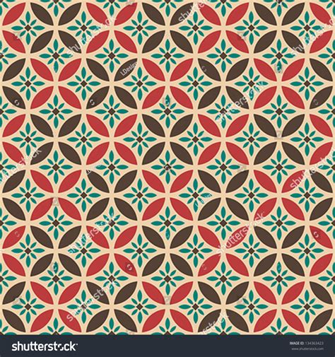 abstract retro pattern geometric seamless vector pattern abstract background
