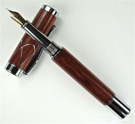 Handcrafted Wooden Pens - handcrafted wooden pen turned pen beautiful